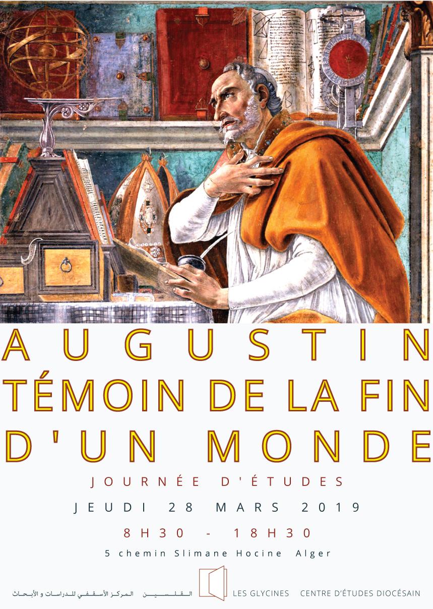 Affiche St Augustin